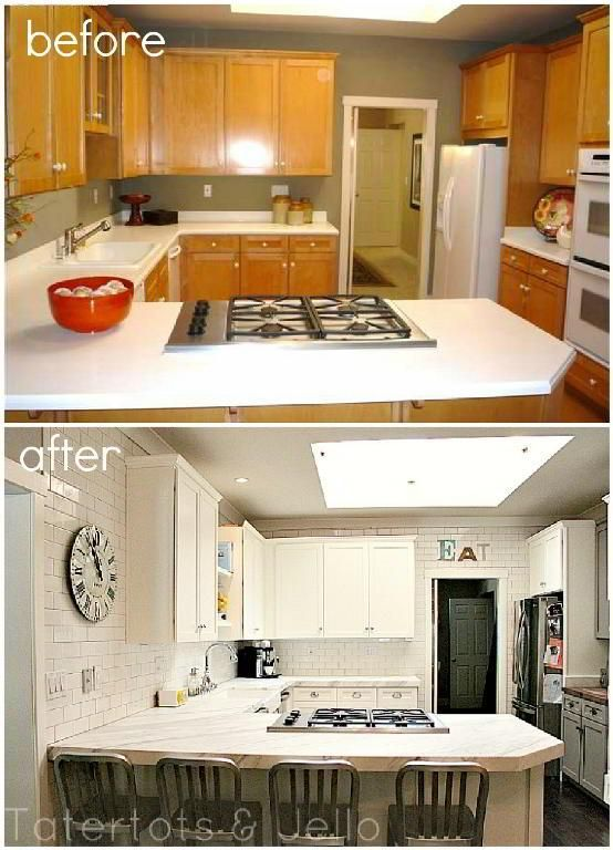 Ashley S Kitchen Remodel Before And After Budget Kitchen Remodel Simple Kitchen Remodel Affordable Kitchen Remodeling