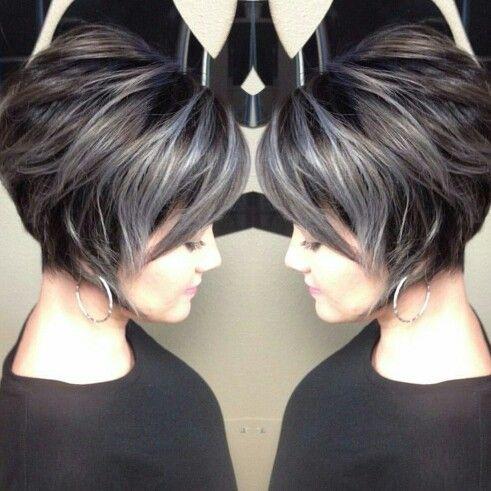 Grey gorgeousness by Kaitlyn @ J&Frank- Professional ...