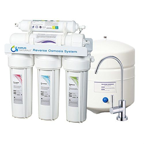 Premium 5 Stage Reverse Osmosis Drinking Water Filtration System Remove Chlorine Heavy Metals Fluo Reverse Osmosis Water Filtration System Water Filtration