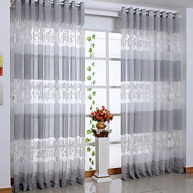 Cortinas para salas de apartamentos peque os cortinas - Cortinas para salones pequenos ...