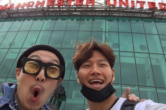 Kim Jong Kook Sweetly Congratulates HaHa On The Birth Of His Daughter