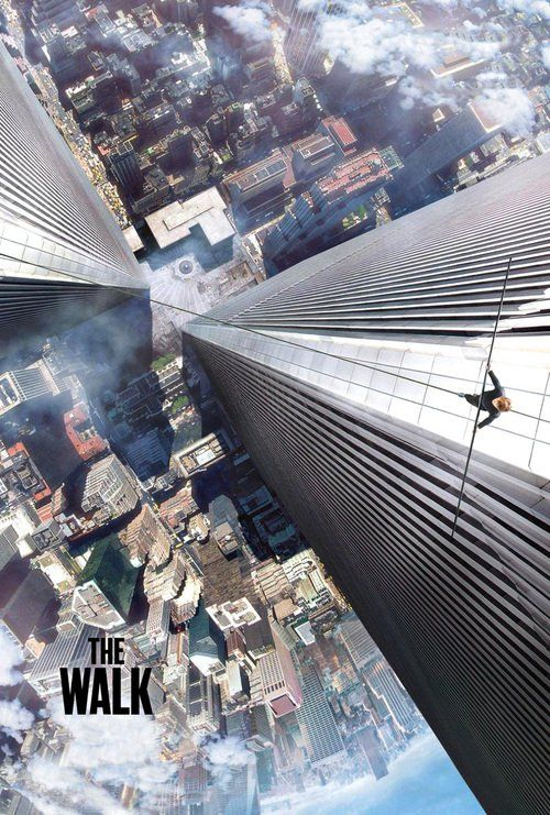 The Walk - movie poster: