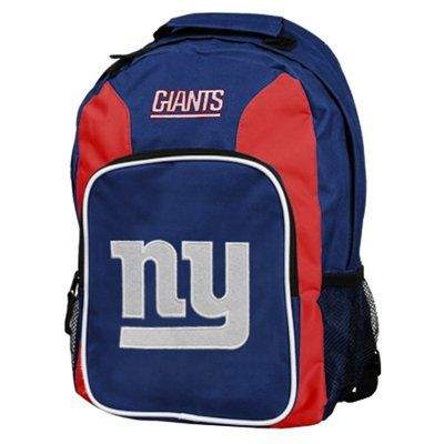 New York Giants Southpaw Backpack - Royal Blue