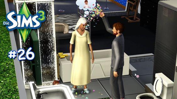 Die Sims 3 #26 - Tamara geht in Rente  - Let's Play Die Sims 3