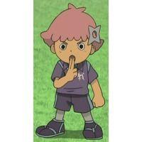 Jupiter Jumper / 猿飛佐之助 (Sarutobi Sanosuke / Cleats) is a character from Inazuma 11 / イナズマイレブン