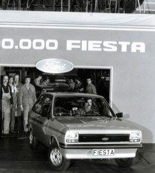Adiós al Ford Fiesta tras 36 años