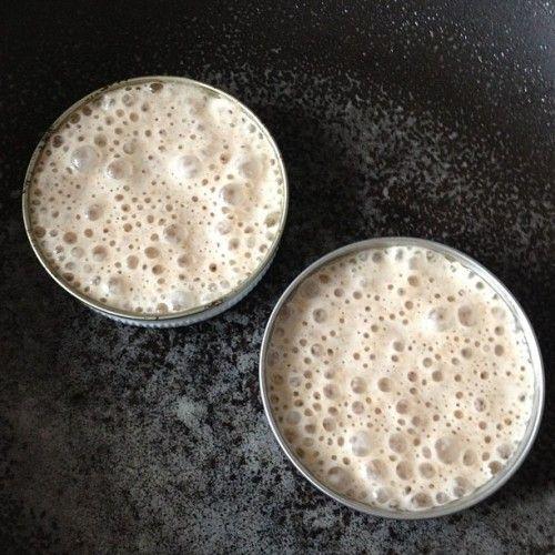sourdough crumpet recipe