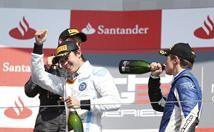 GP3 Series 2013 - Round 4 - Nürburgring, Nürburg, Race 2, Carlin, Nick Yelloly, Bamboo Engineering, Melville McKee