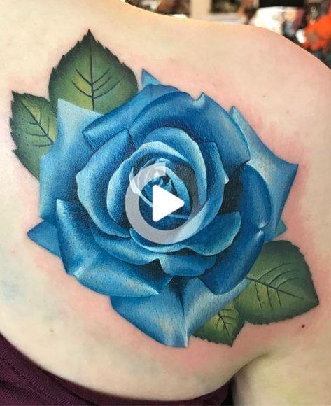 Pin On Rose Tattoos