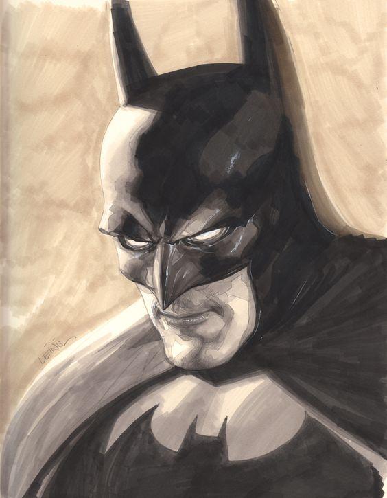 Batman by LEINIL FRANCIS YU