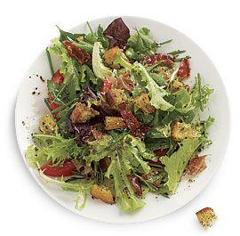 """PLT Salad - The """"P"""" is for Prosciutto, preferably La Quercia Prosciutto Americano!"""