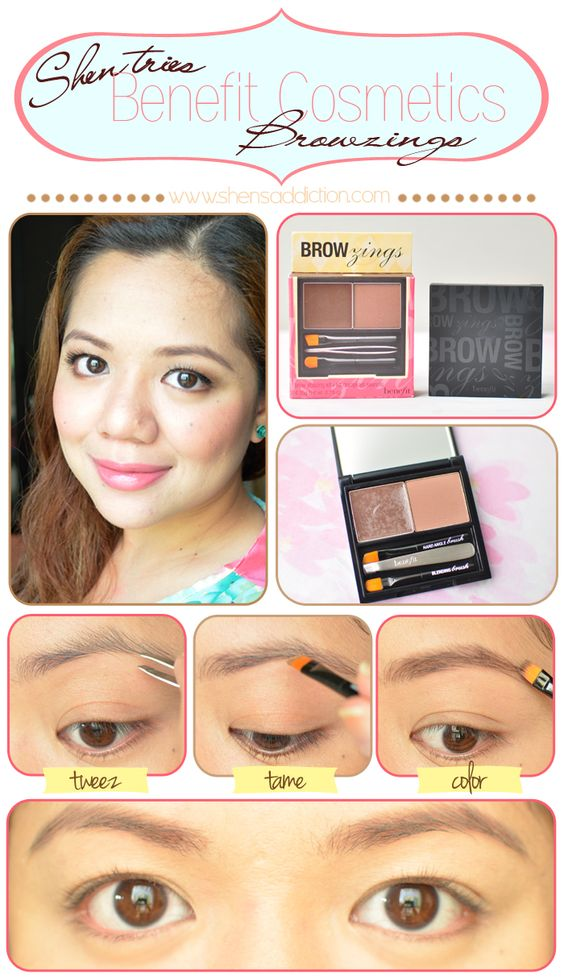 Is there a cheaper alternative to Benefit Brow Zings
