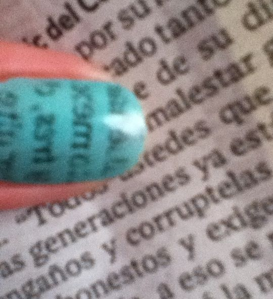 How to Make Easy Newspaper Nails Design :) by Mariana Basu