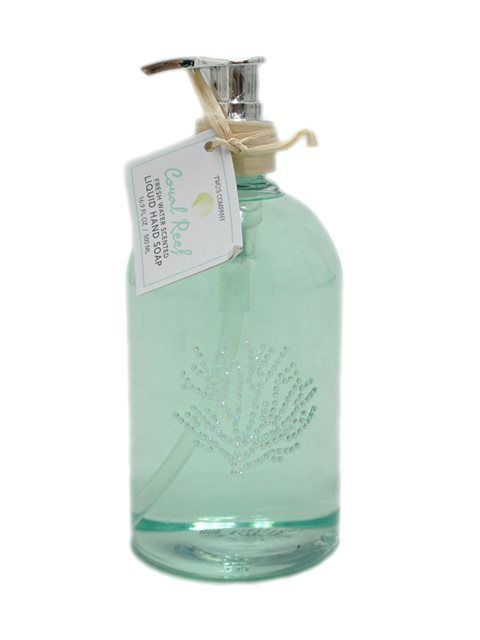 Two's Company Two's Company Coral Reef Hand Soap [Coral]