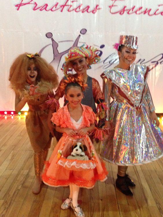 Mago de Oz By Studio de Danza Hidalguenza