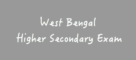 WBCHSE Higher Secondary Result