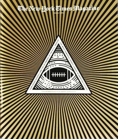 "Ikonisch: Das Cover des ""New York Times Magazin"""