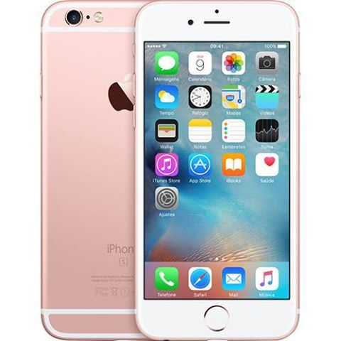 Americanas iPhone 6s 64GB Desbloqueado iOS 9 4G 12MP - Apple ((( 3.482 no boleto ))))