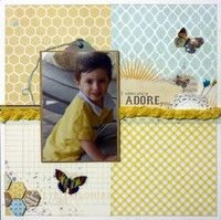 A Project by kethry70 from our Scrapbooking Gallery originally submitted 03/10/12 at 08:58 PM