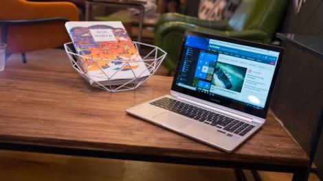 Review: Samsung Notebook 7 Spin