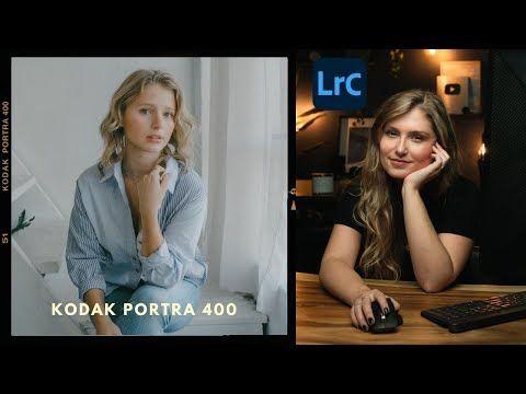 Portra 400 preset