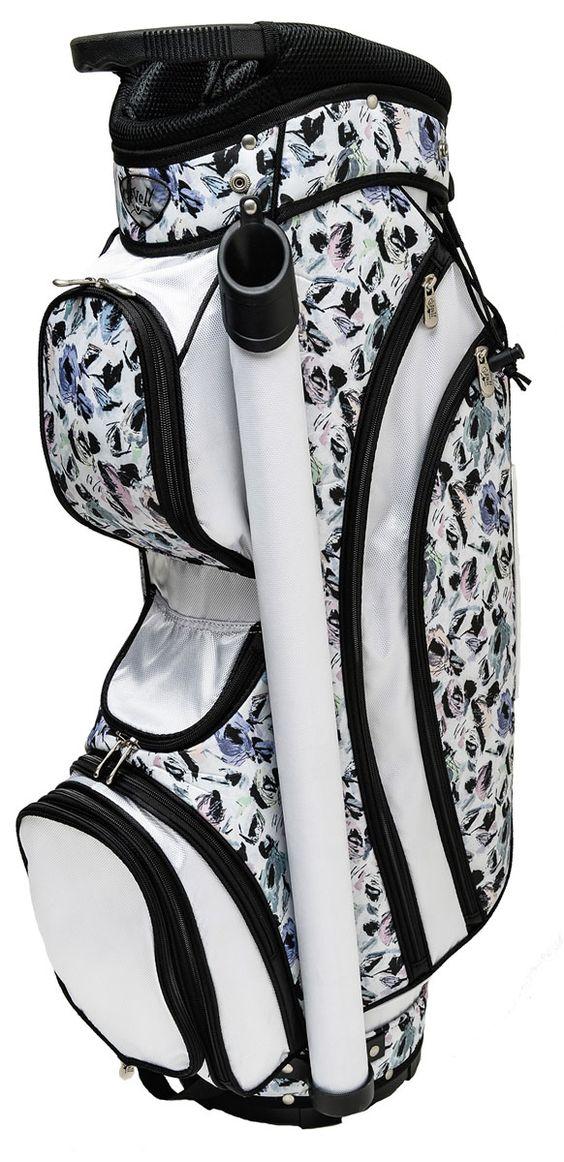 Glove It 8-way Cart Golf Bag XVI - Abstract Garden