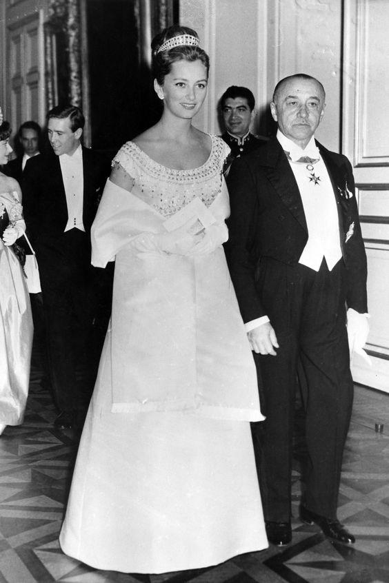Princess Paola of Belgium - HarpersBAZAAR.com