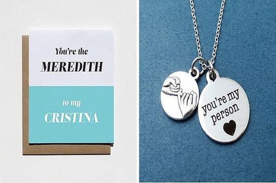 Calling all Grey's Anatomy fans: show your BFF just how much you care with these products.