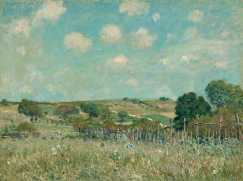 herzogtum-sachsen-weissenfels:  Alfred Sisley...