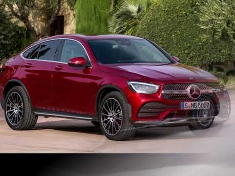 2020 Mercedes Benz Glc Class Coupe Premiere Autos Wakanda Marvel