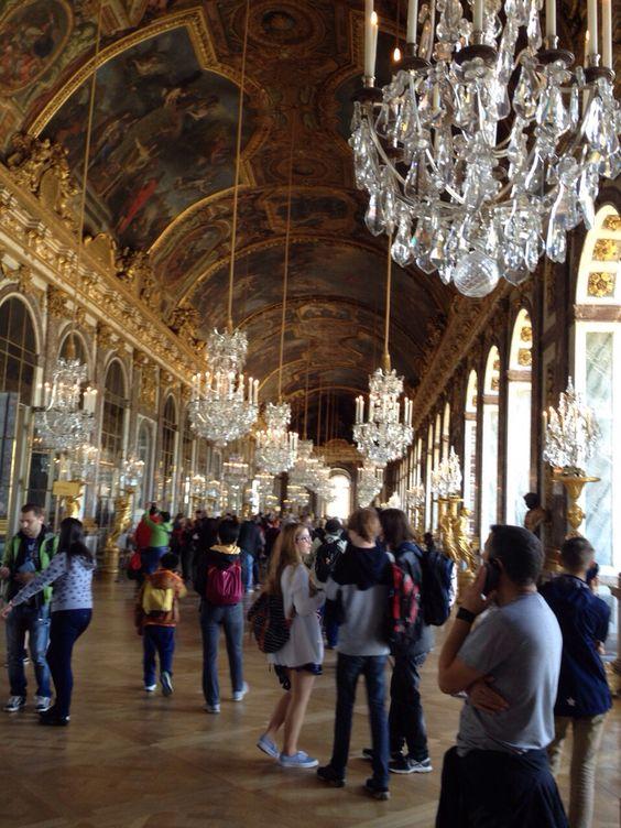 França - Castelo de Versalhes