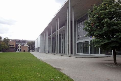 Three museums, each highlighting a different period of art, are housed at Alte Pinakothek. The museums are within walking distance of each other, so you can easily explore all three on foot or by bicycle. First, stop by one of the oldest art galleries in the country. #AltePinakothek #traveling #tour #inspirock #inspirocktraveling