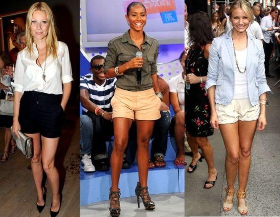 #shorts # salto #camisa