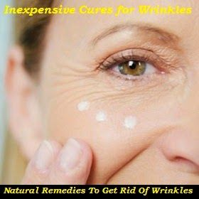 Inexpensive Cures for Wrinkles-Natural Remedies To Get Rid Of Wrinkles