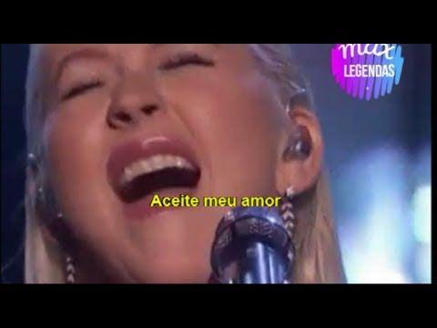 Christina Aguilera Tributo Whitney Houston Legendado Amas