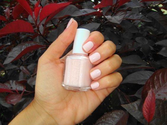 Essie, Fiji...perfect wedding nails