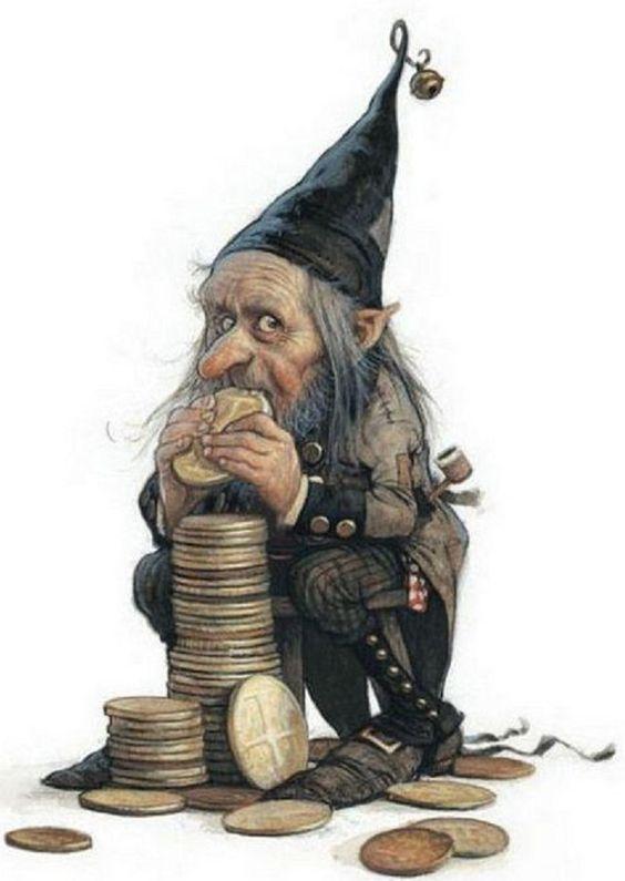 Gnome by Jean-Baptiste Monge