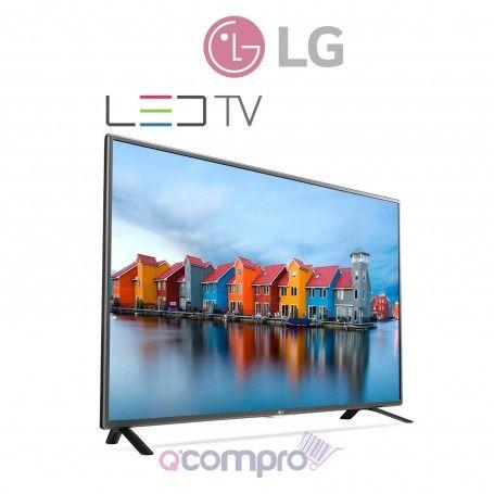 """LG TV LED Full HD 43"""" #lg #tecnología #ImportacionesRubi"""