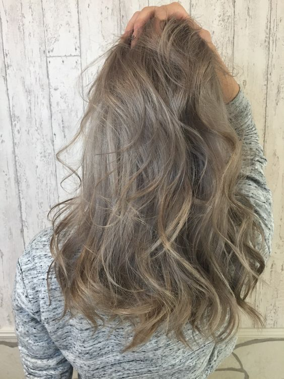 15 Best Ash Blonde Hair Color Ideas 2018 2019 Ash Brown Hair