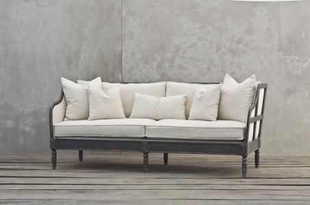 Van Thiel & Co Baroness Josephina s sofa from Four Hands