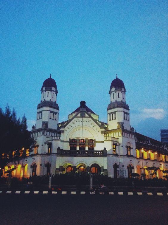 Lawang sewu - Semarang - Indonesia