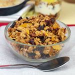 Fruit And Honey Granola