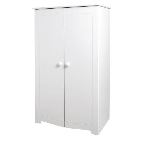 armoire 2 portes orphe de sauthon slection larmoire de bb