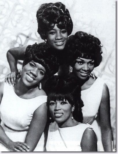 Clockwise from top. Sylvia Shemwell, Cissy Houston, Myrna Smith and Estelle Brown. THE SWEET INSPIRATIONS
