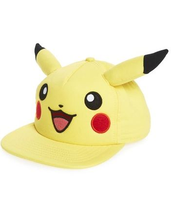 pokemon kid's hat