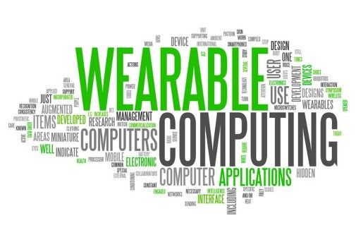 Wearable Computing Word Cloud at Wearable Technology Life. Read more