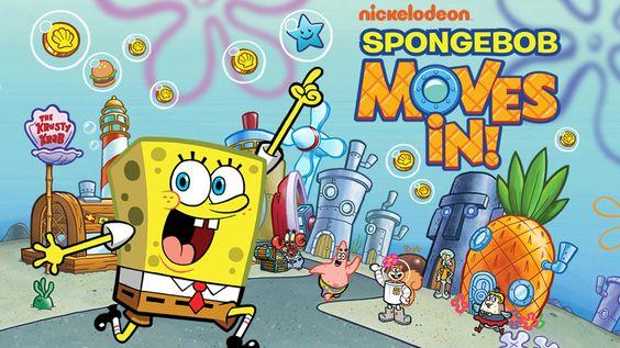 Spongebob Moves In Triche Astuce Pirater