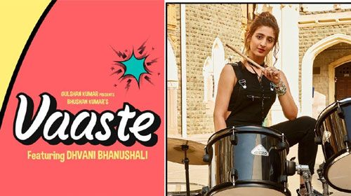 Vaaste Song Lyrics Dhvani Bhanushali Tanishk Bagchi Nikhil D Bhushan Kumar Radhika Rao Vinay Sapru Mp3 Song Download Dj Remix Songs Dj Songs