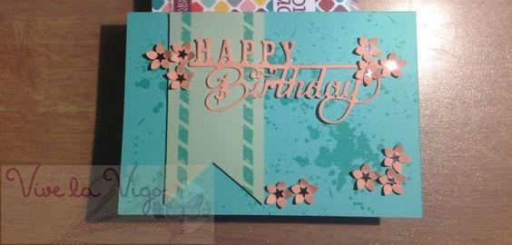 Geburtstagskarte, InColor ´13-´14