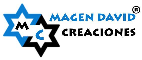 Logo Magen David Creaciones la madre de los demas...